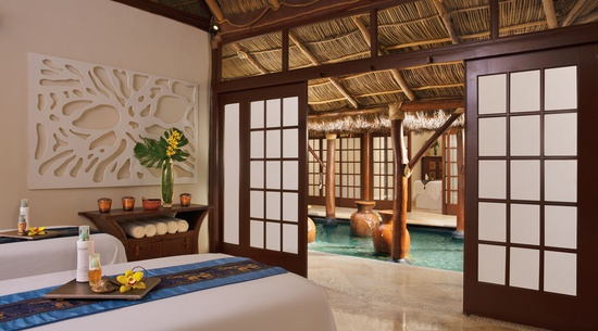 ETERNITY SPA ($) Hotel Krystal Grand Nuevo Vallarta -